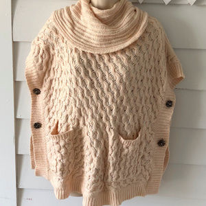 Angel of the North | Bryson Cowl Neck Sweater M/L